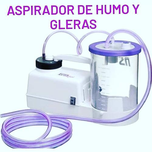 Imagen 1 de 4 de Aspirador De Humo Y Gleras