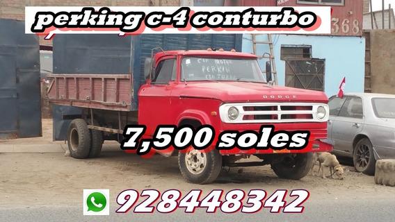 Remato !!! Dodge 300 Potente Motor Perkin C4 Turbo Diesel.