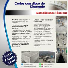 Perforaciones Y Cortes De Concreto (hormigón)