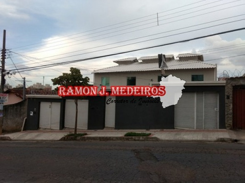 Bairro Rio Branco Casa Col. 2qts 2 Wcs 2 Vgs Belo Horizonte