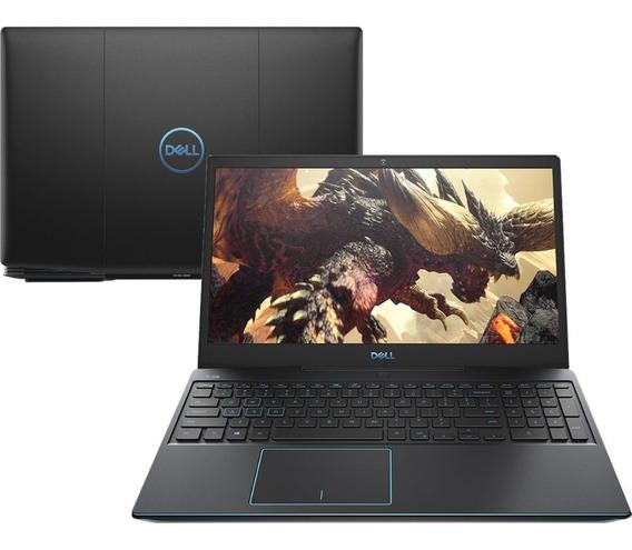 Notebook Dell G3 3590 I7 9750h 2.6ghz/8gb/512ssd/gtx1660ti
