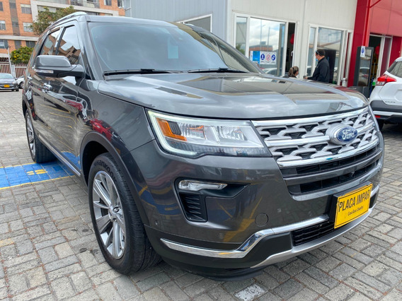 Ford Explorer Limited 2300cc 2018