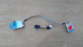 (055) Cabo & Fita Flat Para Tv Led Lg Mod: 32lh570b