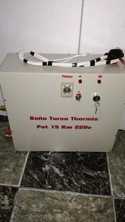 Turcos Thermis Con Temporizador Electrico