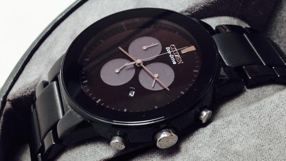 Reloj Original Marca Citizen Eco-drive C/estuche (ref 1818)