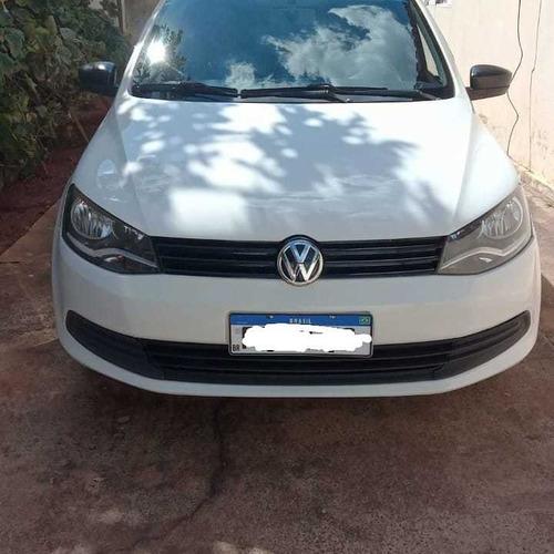 Volkswagen Voyage 2015 1.0 Trendline Total Flex 4p