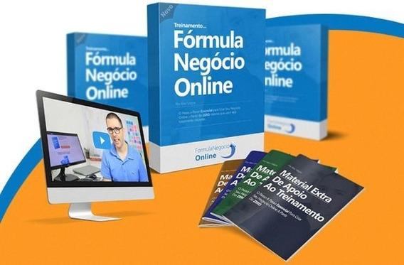 Formula Negocio Online - 2019 + Brindes