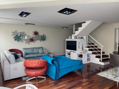 Imagem 1 de 30 de Cobertura Com 3 Dormitórios À Venda, 180 M² - Rudge Ramos - São Bernardo Do Campo/sp - Co2690