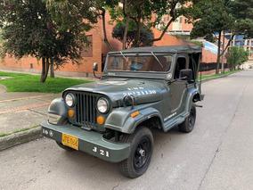 Jeep Willys Cj5 1961