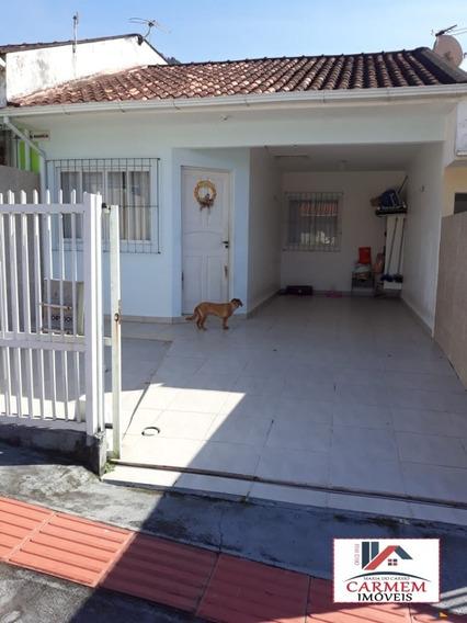 Casa De 2 Dormitórios Em Potecas São José Sc - 5