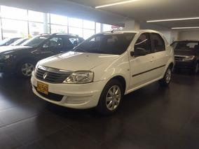 Renault Logan 1.4 Blanco Artica 2014