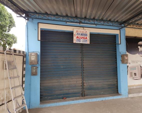 Loja Para Alugar No Bairro Trindade Em São Gonçalo - Rj. 1 Banheiro. - 3343 - 3343 - 34339892