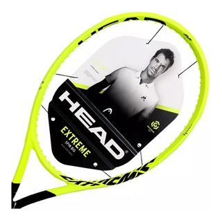 Raqueta Head Extreme Mp 360 +encordado Y Cubre Grips