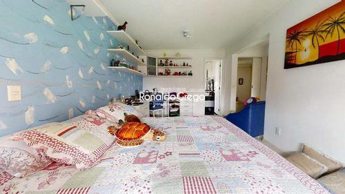 Apartamento Á Venda 2 Dorms, Jardim Vila Mariana- R$ 1.79 Mi - V1356
