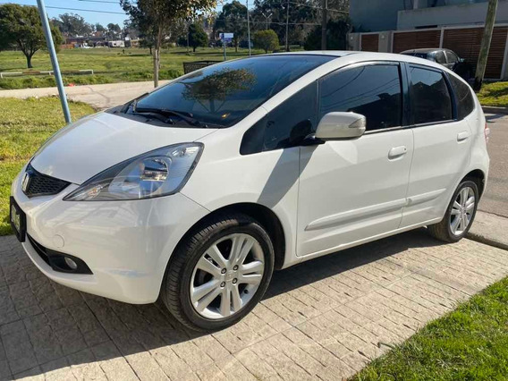 Honda Fit 1.5 Ex-l At 120cv 2010