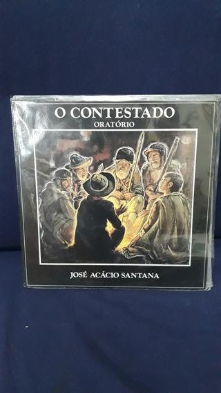 Lp José Adágio Santana- O Contestado Oratório.
