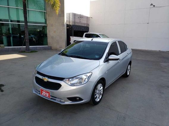 Chevrolet Aveo 1.6 Lt Bolsas De Aire Y Abs Nuevo At 2018