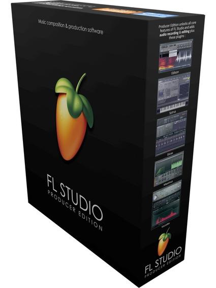 Fl Studio 20 Completo Licença Permanente Atualizado