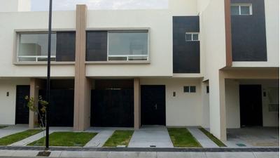 Casa Nueva En Renta Paseo La Arboleda Toluca