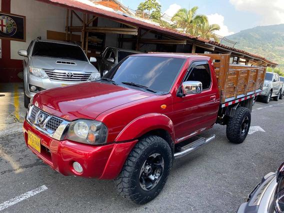 Nissan Frontier D22 4x4 Diesel 3.0