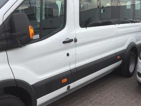 Ford Transit 3.8 Gasolina Bus 15 Pasajeros At