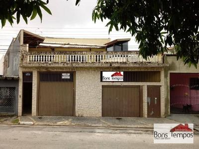 Casa Com 2 Dormitórios À Venda, 317 M² Por R$ 820.000 - Vila Esperança - São Paulo/sp - Ca0367