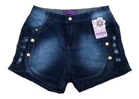 Short Jeans Hot Pants Plus Size 36/54