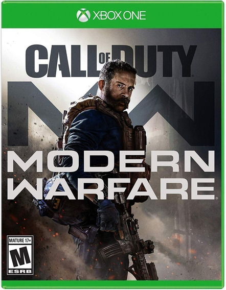 Call Of Duty Modern Warfare Codigo 25 Digitos Xbox One