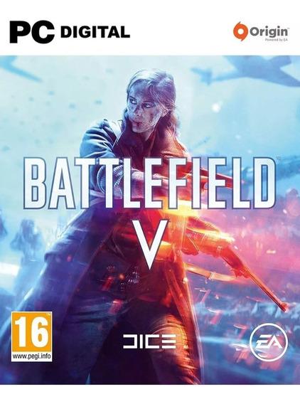 Battlefield 5 Português Pt-br ( Original Jogar Online) Bfv