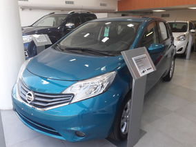 Nissan Note 1.6 Exclusive Cvt Okm - Entrega Inmediata