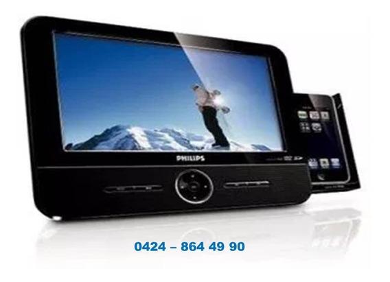 Dvd Portatil Philips Pantalla 8,5 Modelo Dcp 851/37