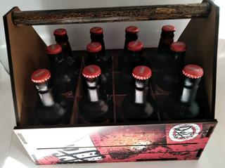 Caixa Para Cerveja Gorduchinha, Romatinho Cap. De 12 Duff
