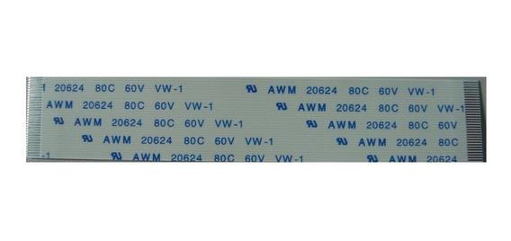 Cabo Flat 32 Vias Painel Radio Yaesu Ft-1802 Ft1900 2900