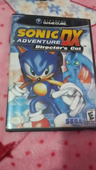 Sonic Adventure Dx Game Cube