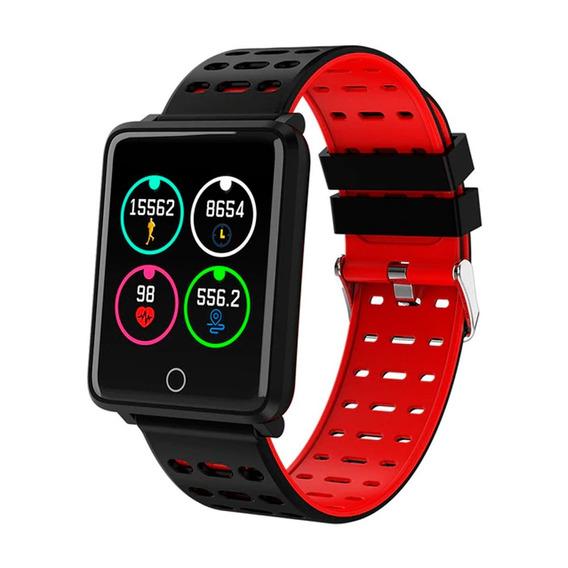 Smartwatch Reloj Inteligente Contra Agua Ip67 Presión Ritmo