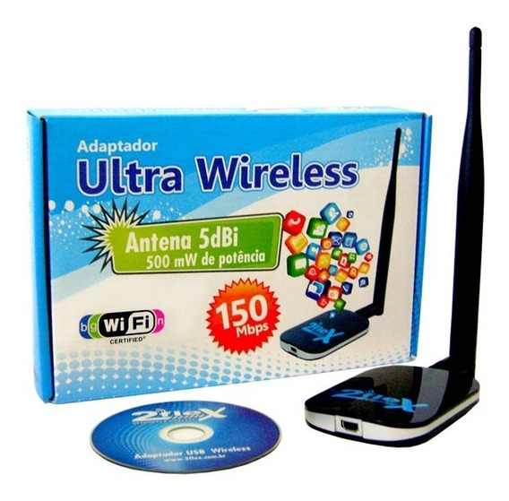 Wireless Usb 2f-w500n 500mw 2flex