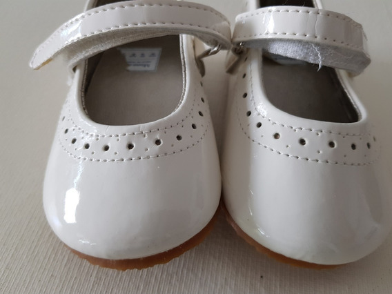 Zapatos Mimo & Co Color Crema Como Nuevos