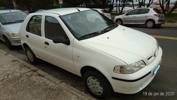 Palio Ex - 2001 - 04 Portas - Gasolina