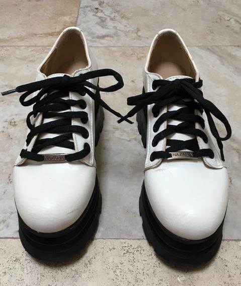 Zapatos Abotinados Nazaria Talle 35