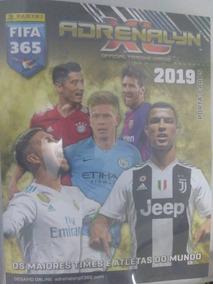 Cards Limitados Fifa 365 Adrenalyn 2019 - Coleção Completa