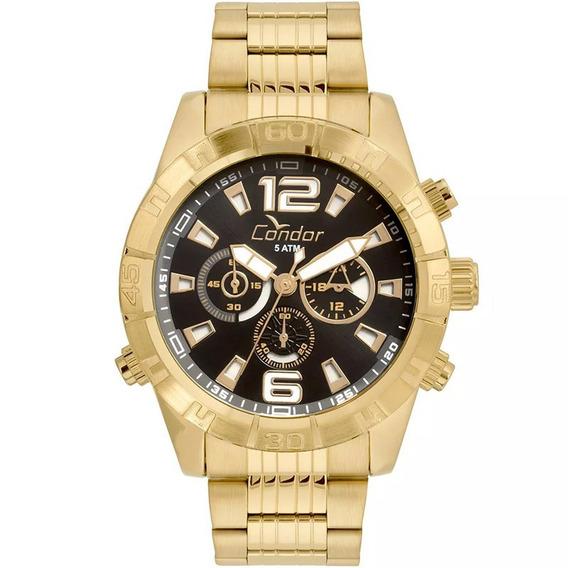 Relógio Condor Masculino Covd54aw/4p C/ Garantia E Nf