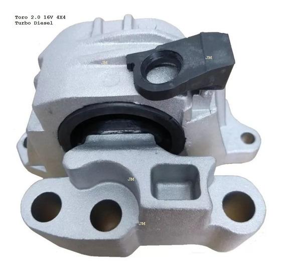 Calço Coxim Lado Direito Motor Fiat Toro 2.0 16v 4x4 Turbo Diesel