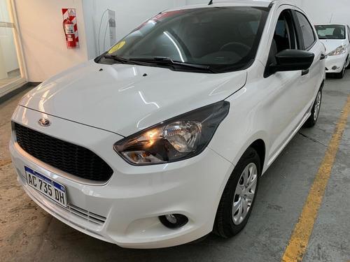 Ford Ka S Nuevo, Muy Poco Uso, Sin El Más Mínimo Detalle