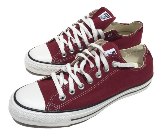 Converse Chuck Taylor All Star Core Ox Maroon 164726c