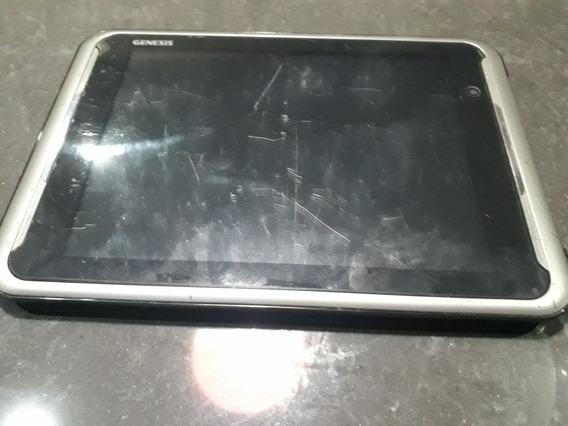 Tablet Genesis Gt-8320 (problema No Touch, E Tela Quebrada)
