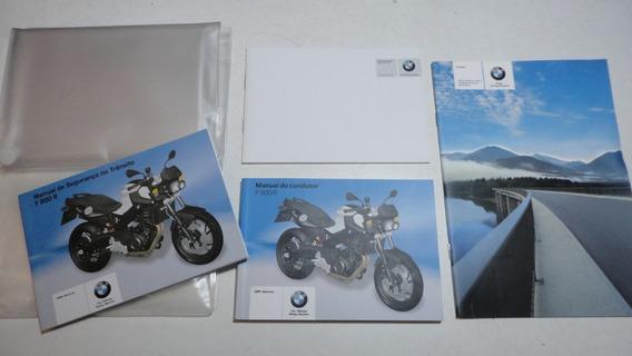 Manual Moto Bmw F800 R 2011 2012 2013 Original F 800 R Cycle