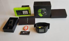 Relógio Smartwatch Nike Gps Tomtom + Sensor Corrida iPhone