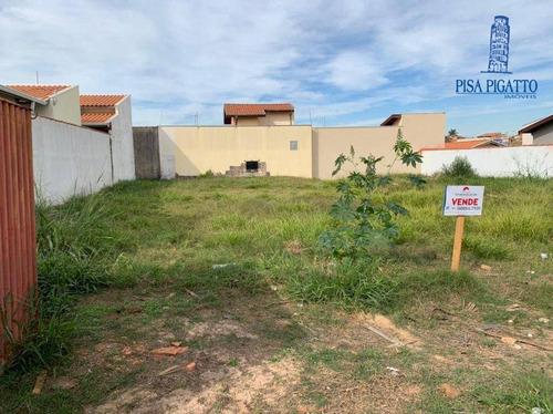Imagem 1 de 5 de Terreno À Venda, 250 M² Por R$ 190.000,00 - Marieta Dian - Paulínia/sp - Te0918