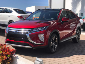 Mitsubishi Eclipse Cross Red 2019