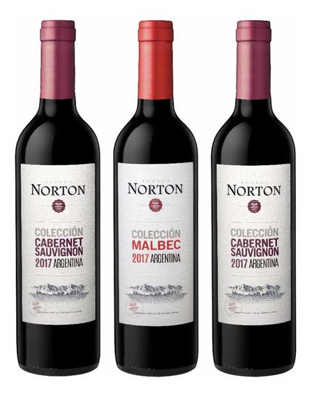 Vino Norton Colección 750 Ml Argentino